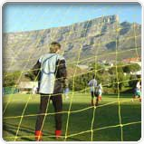 Fussball in Cape Town