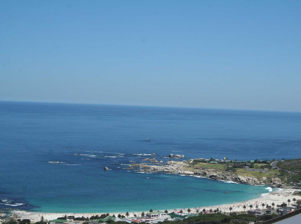 Webcams Campsbay