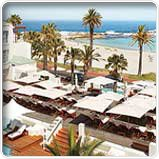 Hotels in Camps Bay Wellness-Hotel Kapstadt Boutiquehotels Spa