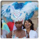Carnival in Cape Town