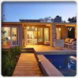 Luxusferienhaus in Camps Bay am Strand