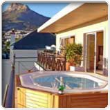 Grosses Penthouse Apartment in Camps Bay mit Jacuzzi