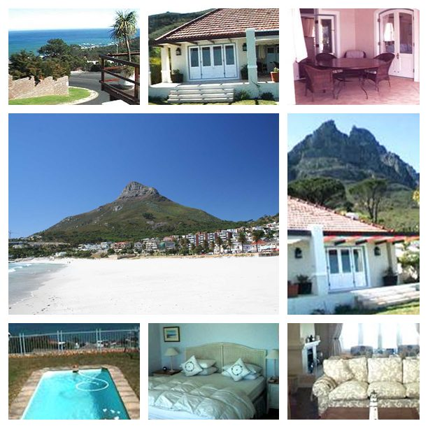 Luxushaus in Campsbay