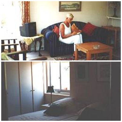 Camps Bay preiswertes Apartment in guter Lage
