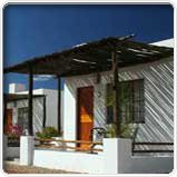 Hotel in der Karoo mit Game Lodge