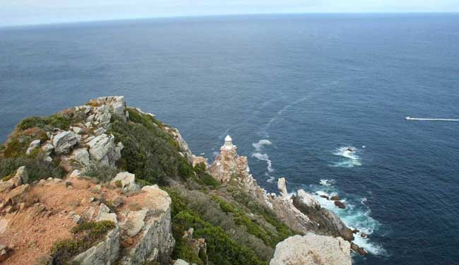 Schiffswracks Cape Point