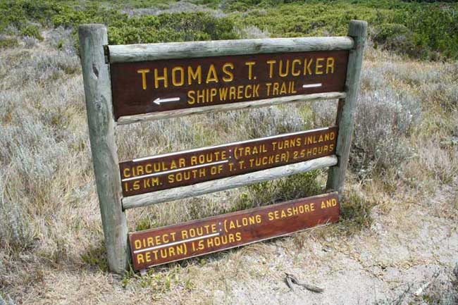Thomas T. Tucker Wanderweg